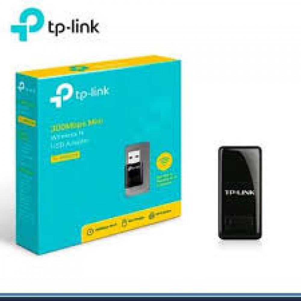 TP-Link TL-WN823N 300Mbps Mini Wireless-N USB