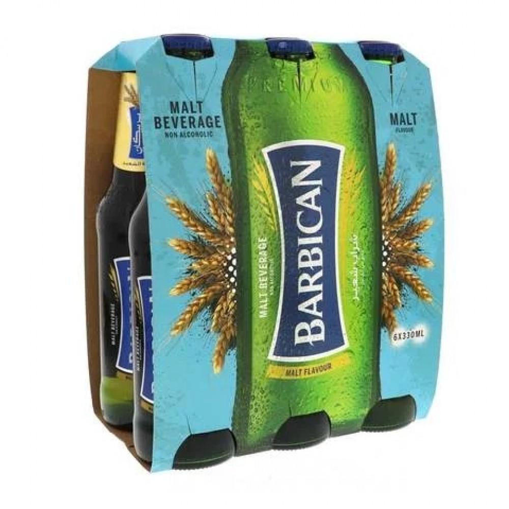 Barbican Flavour Malt Beverage 330ml x 6