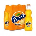 Fanta orange 250 ml x 6