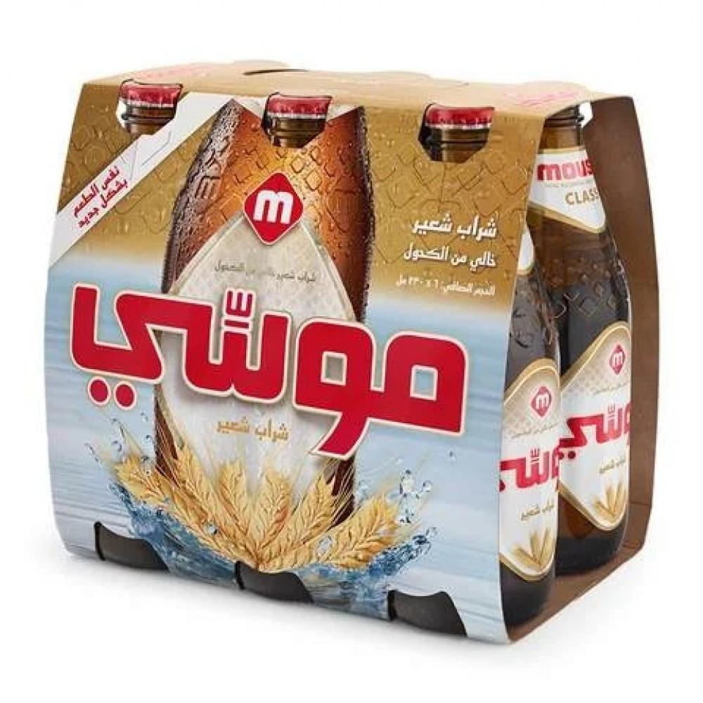 Moussy  Malt Beverage 330ml x 6