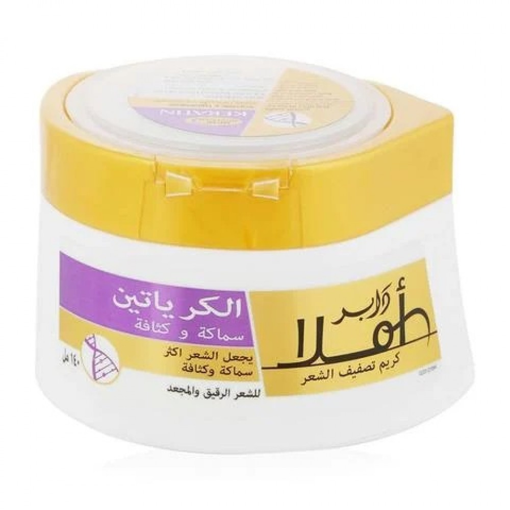 Dabur amla keratin volume & thickness 140 ml