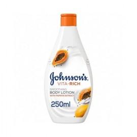 Johnson's Body Lotion with papaya extract 250ml