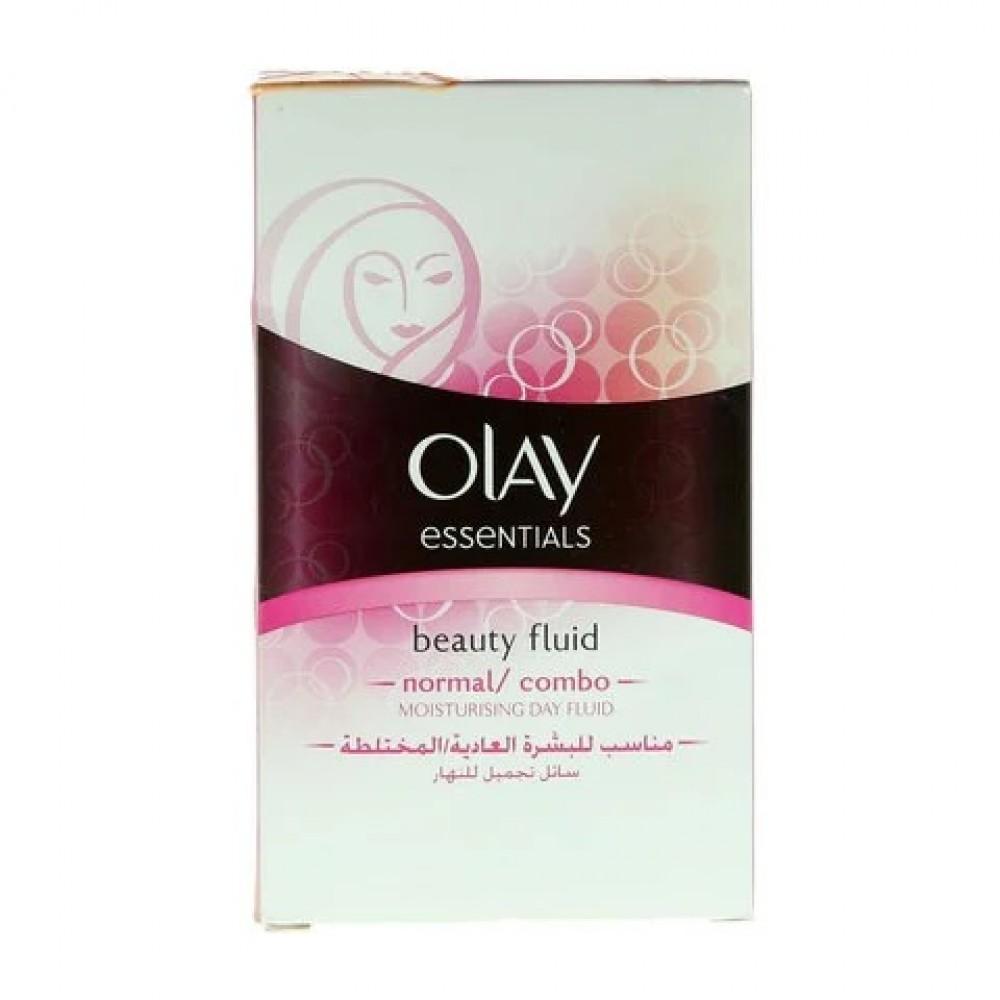 Olay beauty moisturising day-fluid 200 ml