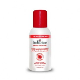 Enchanteur Antibacterial Sanitizer Spray 120 ml