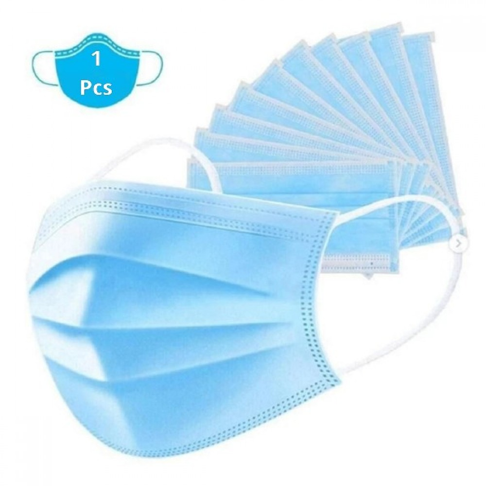 Face Mask with Elastic Ear Loop 1 Mask