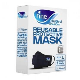Fine Guard Comfort Protective Face Mask Large 1 Mask