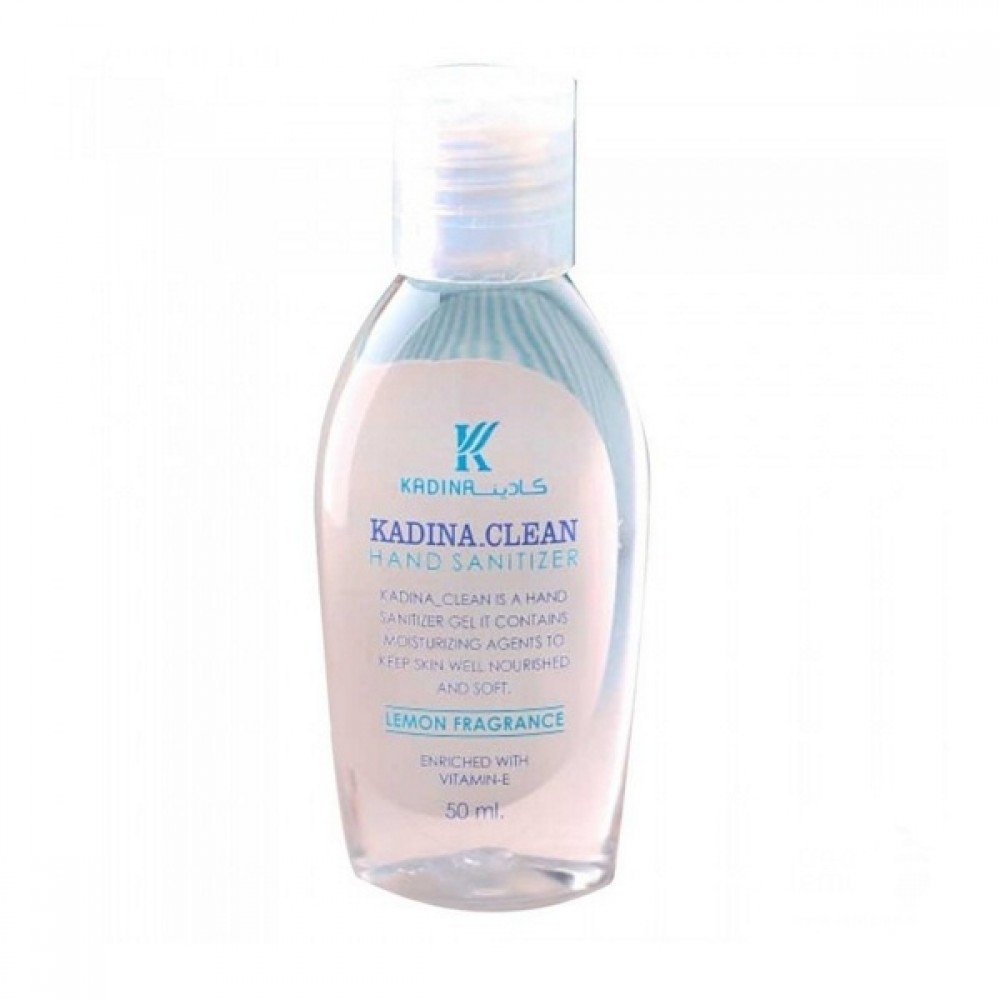 Kadina Clean Hand Sanitizer 50 ml
