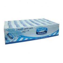 24 × Saudi Milk Full Fat 200ml