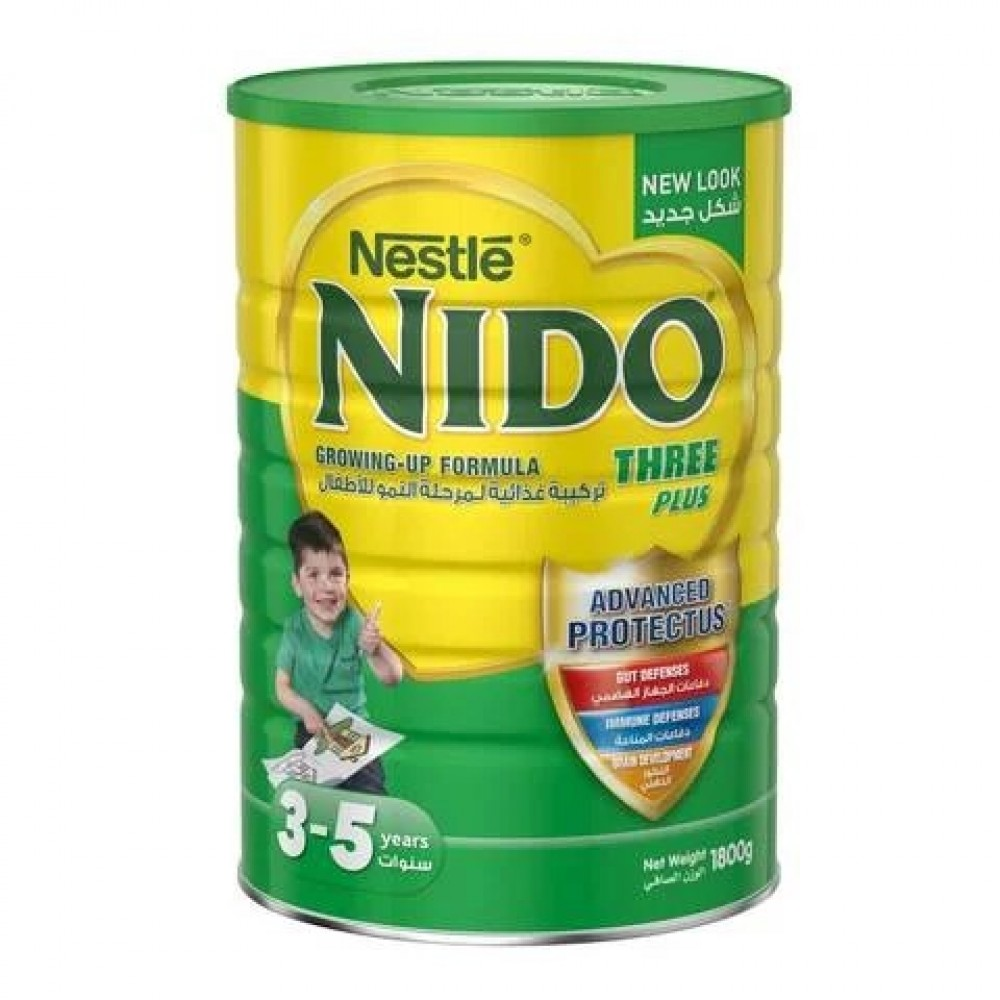 Nido fortiprotect three plus (3-5 years old) growing up milk