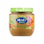 Hero baby food mixed vegetables 120 g