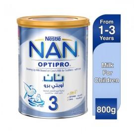 Nan Milk (3) 800 gm