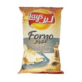 Lay's Forno Black Pepper 170g