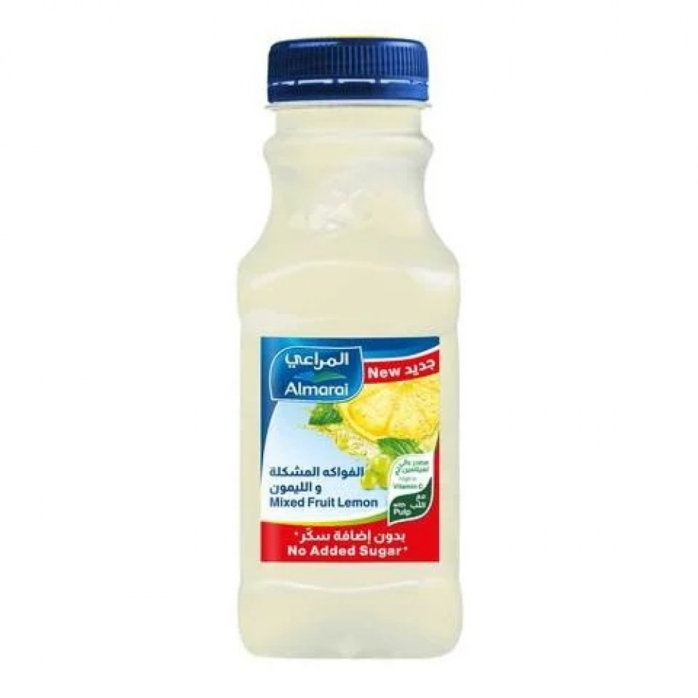 juice Mixed fruits-lemon Almarai 300ML