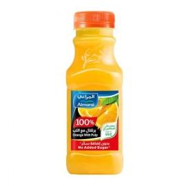 Juice - orange with Alp - Almarai 300 ml