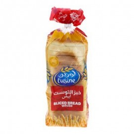 Sliced Bread White - Lusine
