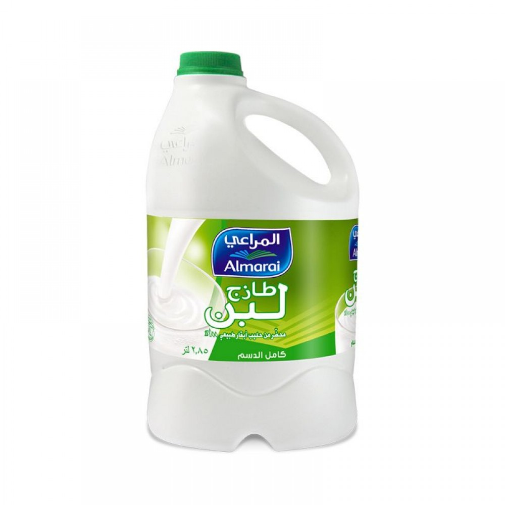 Laban Almarai full-fat 2.85L