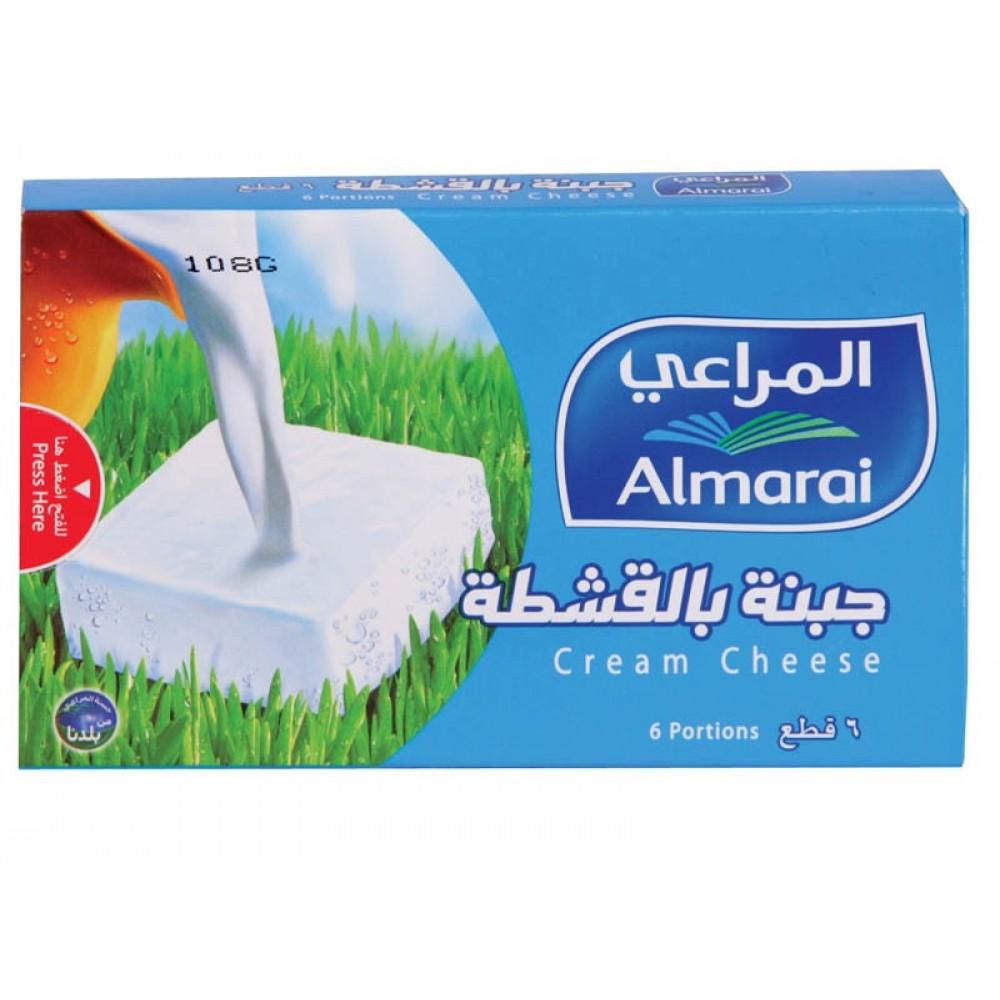 AL MARAI CHEESE SQUARE 100g 6Pcs