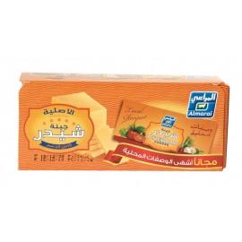 ALMARAI PROCCED CHEESE CHEEDAR BLOCK 450 g
