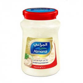 Almarai spreadable cheddar cheese reduced fat 500g