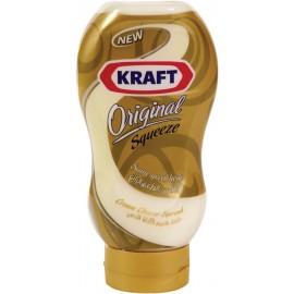 KRAFT CHEESE ORIGINAL SPREAD SQUEEZ 440G