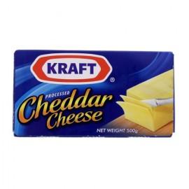 Kraft Block Cheddar Cheese 500 g