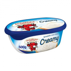 Lavache quirit creamy processed cream cheese 500 g