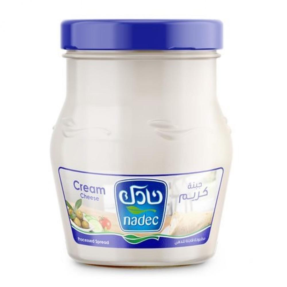 Nadec cream cheese spread 500 g