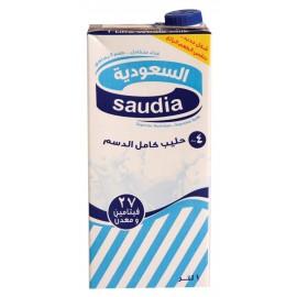 SAUDIA - LONG LIFE MILK 1L