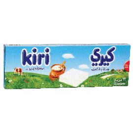 Kiri Creamy Cheese - 12 pcs