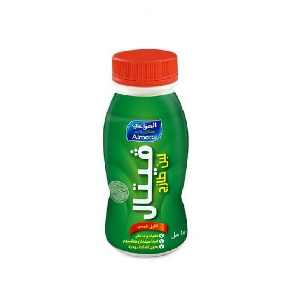 Almarai vetal low fat fresh laban 180 ml
