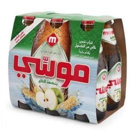 Moussy Apple Flavour Malt Beverage x 6