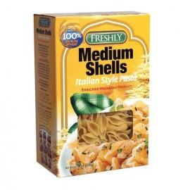 Macaroni Shells Medium  Freshly - 340g